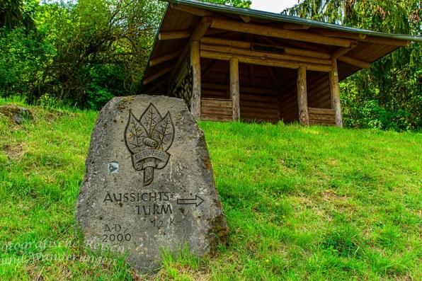 Eifelstein an Hochsimmerhütte