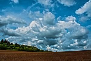 Wolken tief - Rund um den Hochsimmer