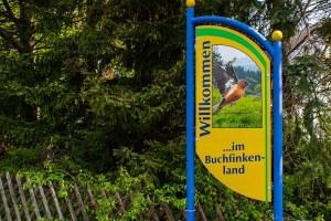 Waellertour Buchfinkenland