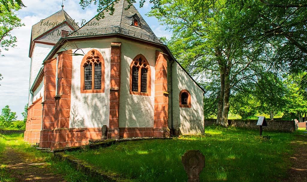 'St. Agatha Kirche Alendorf - Zwischen Ripsdorf und Mirbach