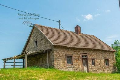 Altes Haus aus Stein