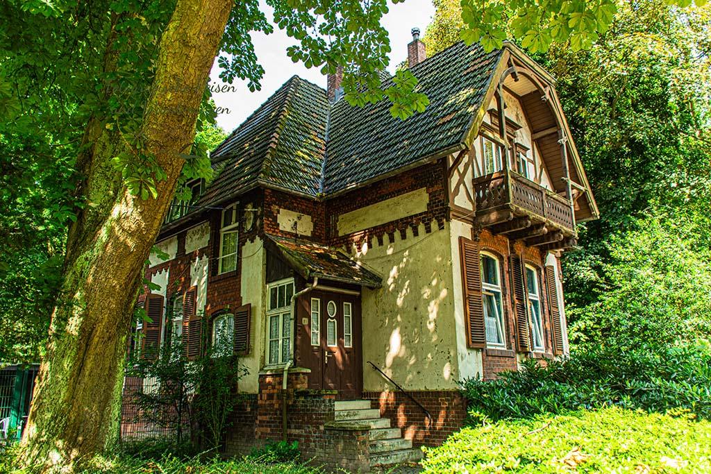 Gärtnerhaus im Von Wedelstaedt Park
