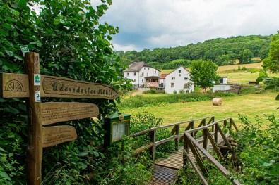 Zwischen Trittscheid und Üdersdorf