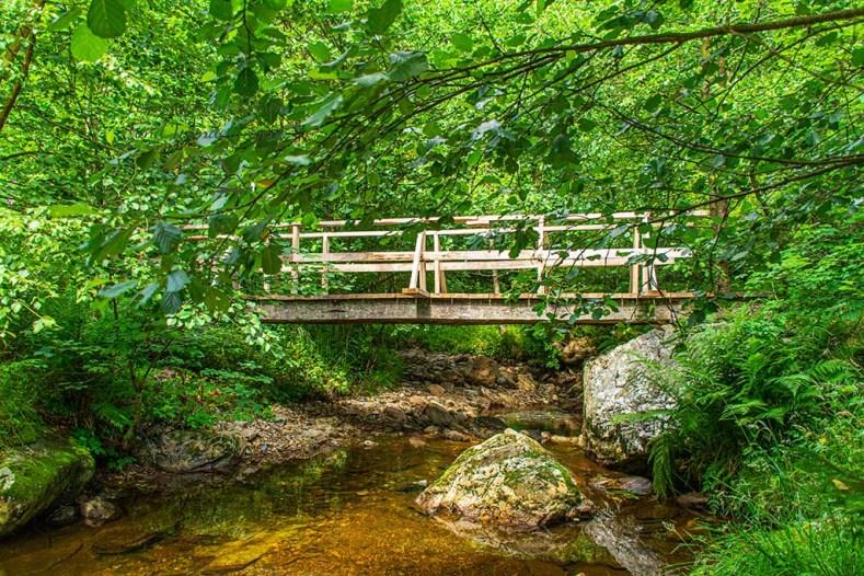 Brücke über den Emesbach