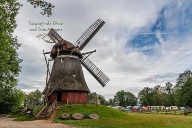 Beeidruckend, diese Mühle