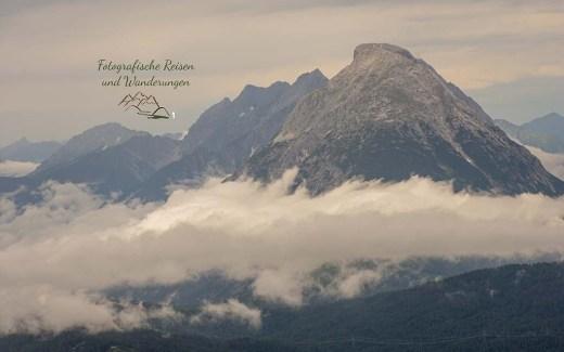 Zugspitze wandern-Ruhetag