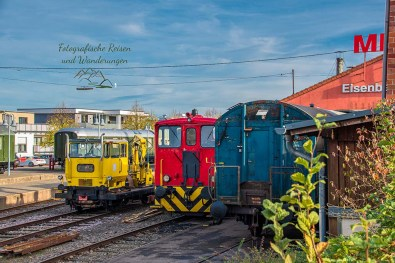 Bahnmuseum Losheim am See- 1000 Freizeittipps Saarland