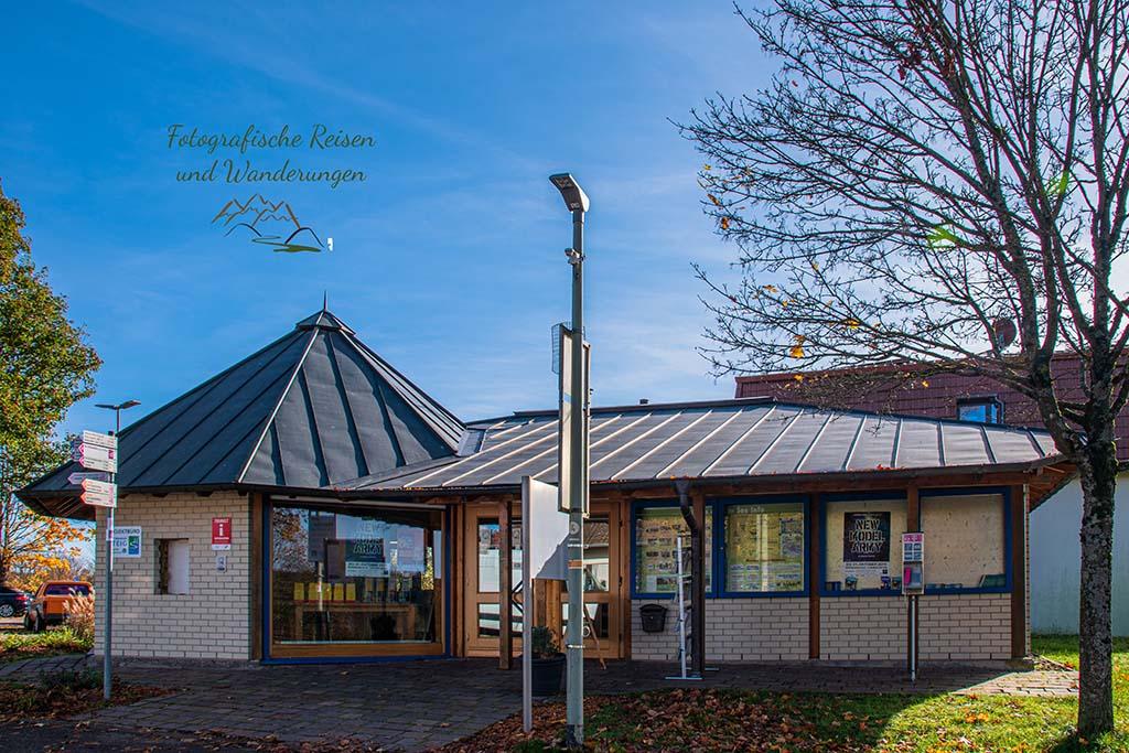 Informationszentrum und Wanderbüro Losheim Am See