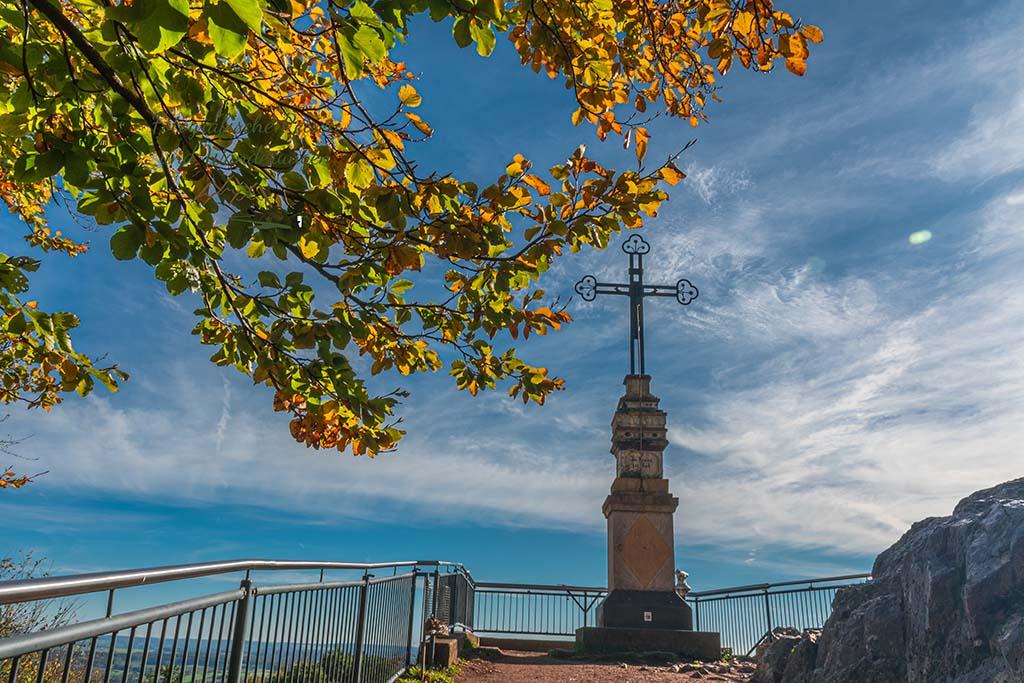 Gipfelkreuz am Litermont