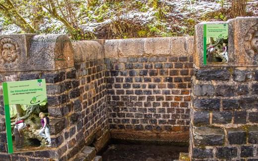 Buch Römerkanal-Wanderweg...Wie das Wasser laufen lernte