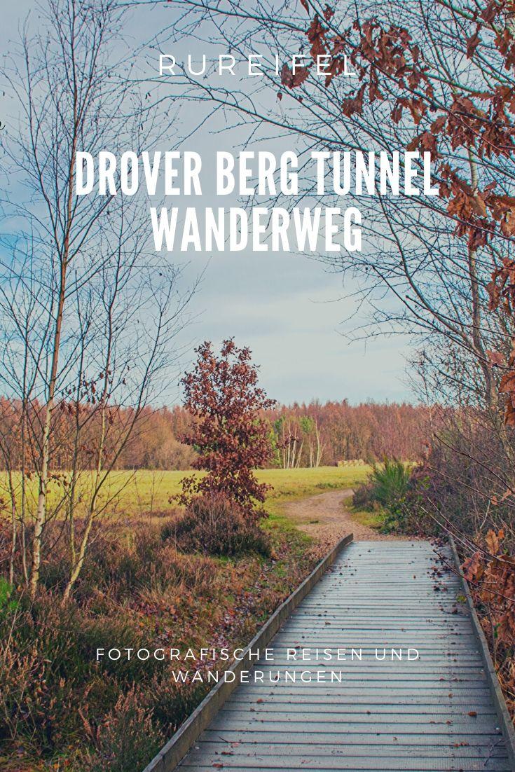 Drover Berg Tunnel Wanderweg