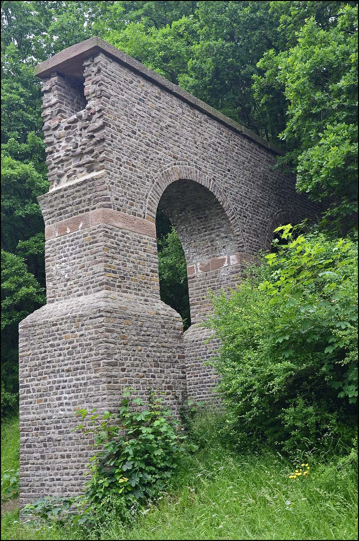 Aquädukt Brückenteil