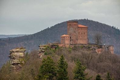 Reichsburg Trifels