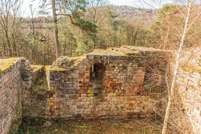 Wanderungen für die Seele Pfalz - Turmburg Schlössel