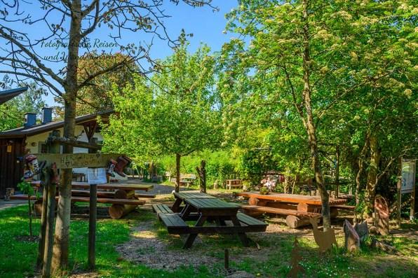 Waldkiindergarten auf der Traumschleife Ehrbachklamm