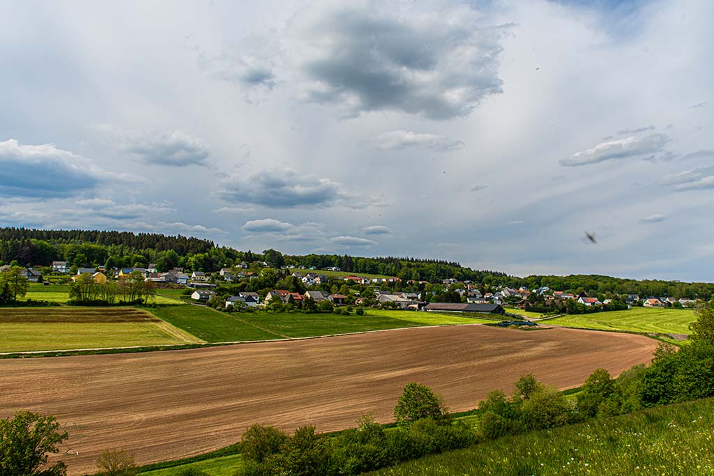Flächen vor Feusdorf