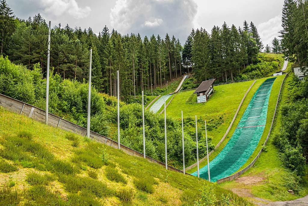Skisprungschanze Bad Griesbach