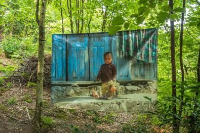 Kinderglück im Sinneswald
