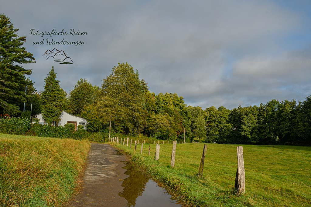 Herbstwandern in Burscheid