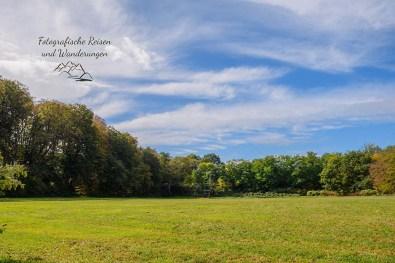 Wiesenlandschaft Alte Ruhlach