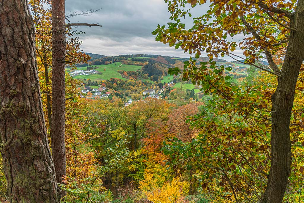 Blick von der Clemens-de-Lassaulx Hütte