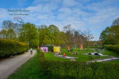 Minigolfanlage am Haus am See