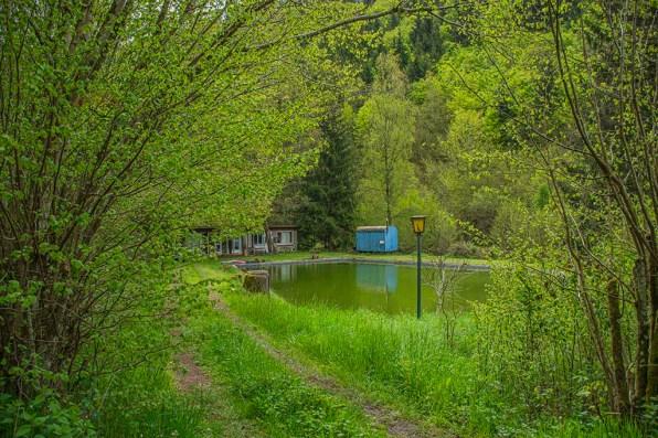 HeimatSpur Lavaweg