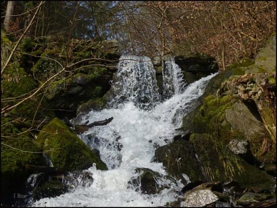 Laubach Wasserfall