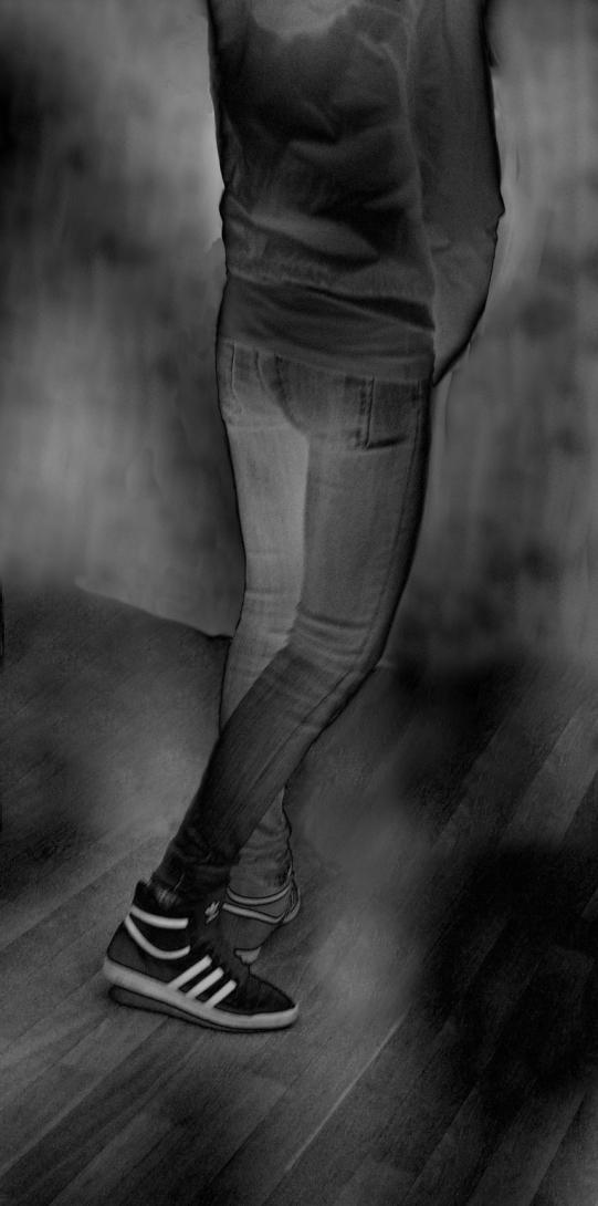 mehidi jeans hintern