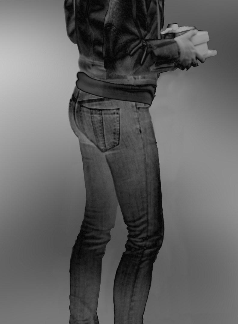 jeans hintern ladd Fotograf myk