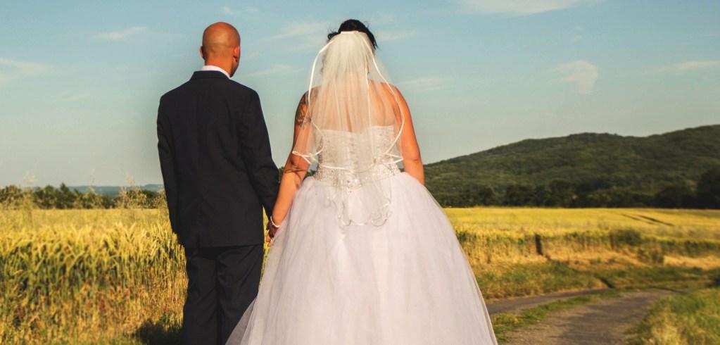 FOTO: Svatební fotograf cesta
