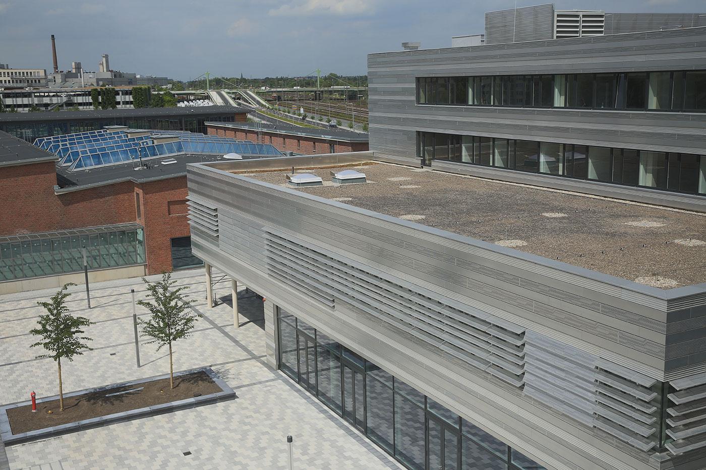 Hochschule Architekturfotografie