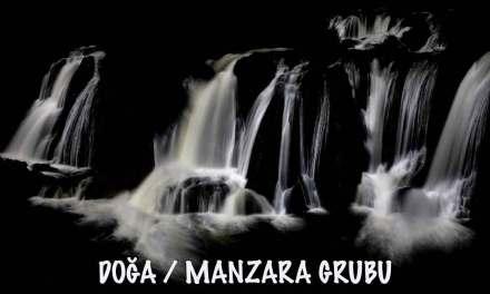 DOĞA MANZARA GRUBU TOPLANTISI