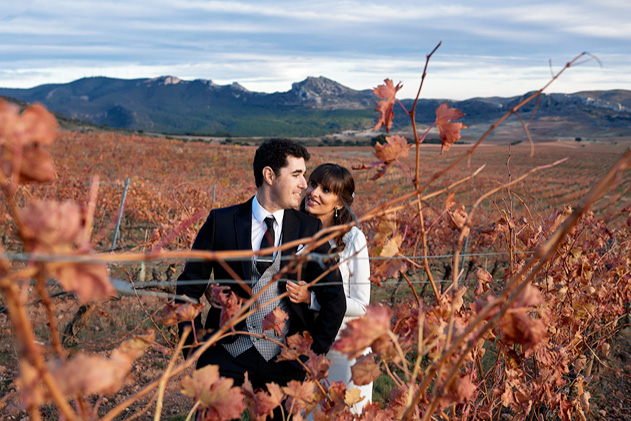 Fotógrafo de bodas La Rioja