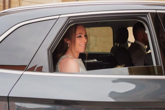 Ya llega la novia