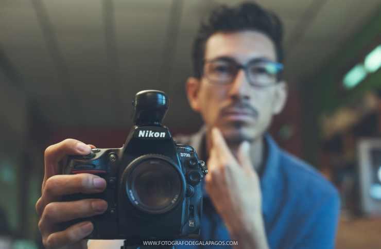 fotógrafo en galápagos