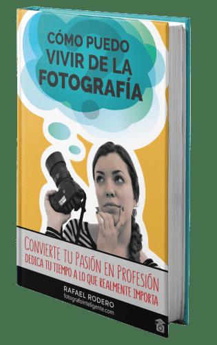 regalos para fotografos - ebook como puedo vivir de la fotografia