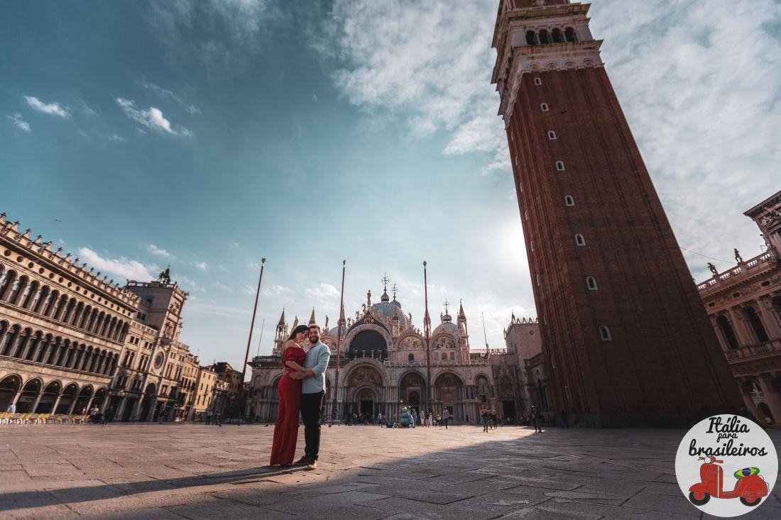 Fotógrafo em Veneza Casais