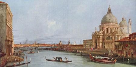 Santa Maria della Salute_Canaletto