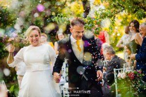 boda en pazo de la almuzara