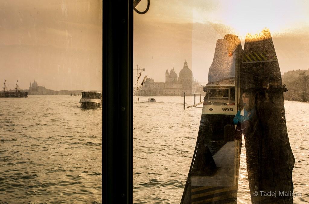 Trening v Benetkah