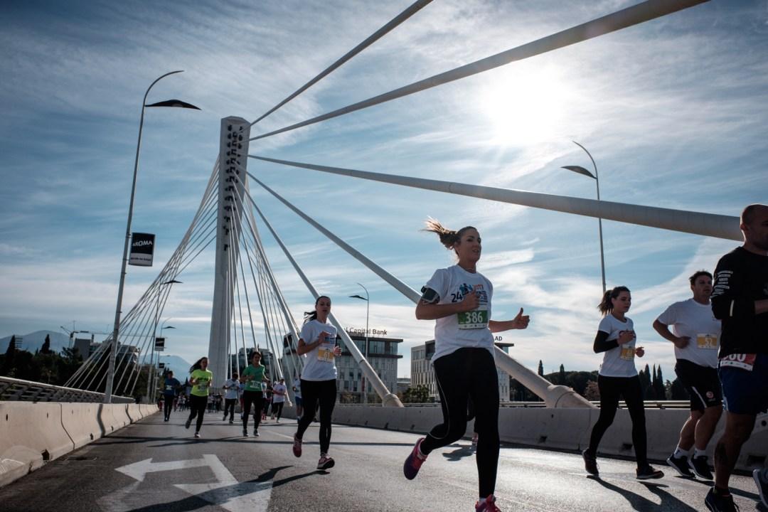 Maraton, Podgorica