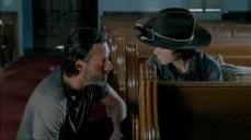 TWD Rick y su hijo (Season 5)