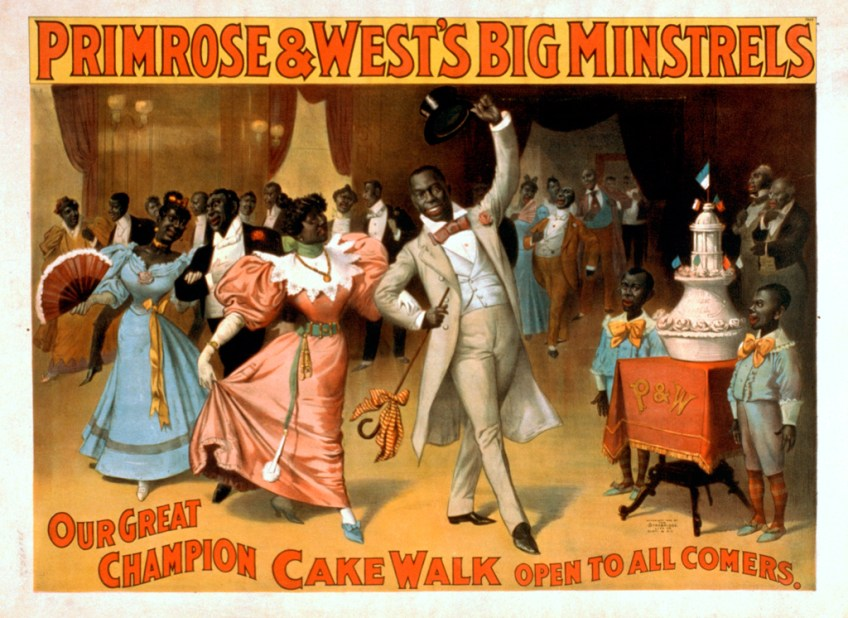 Primrose & West's Big Minstrels--Performances