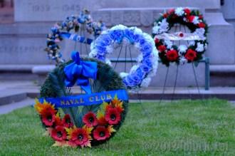 War memorial at Old Toronto City Hall