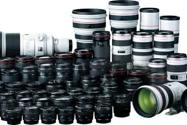 Melhores lentes para cameras Canon