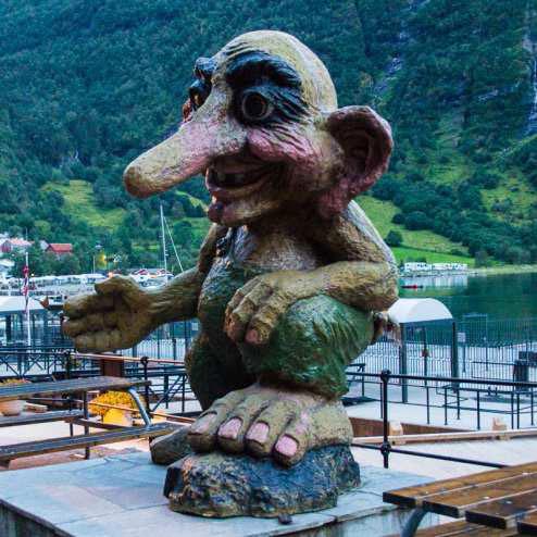 Fotoreisebericht Norwegen  Fotogruppe Hausen