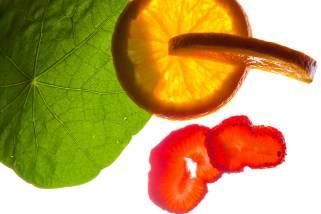 Frucht-Artistik