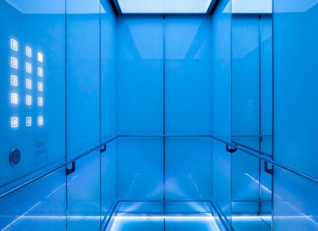 Aufzug-System