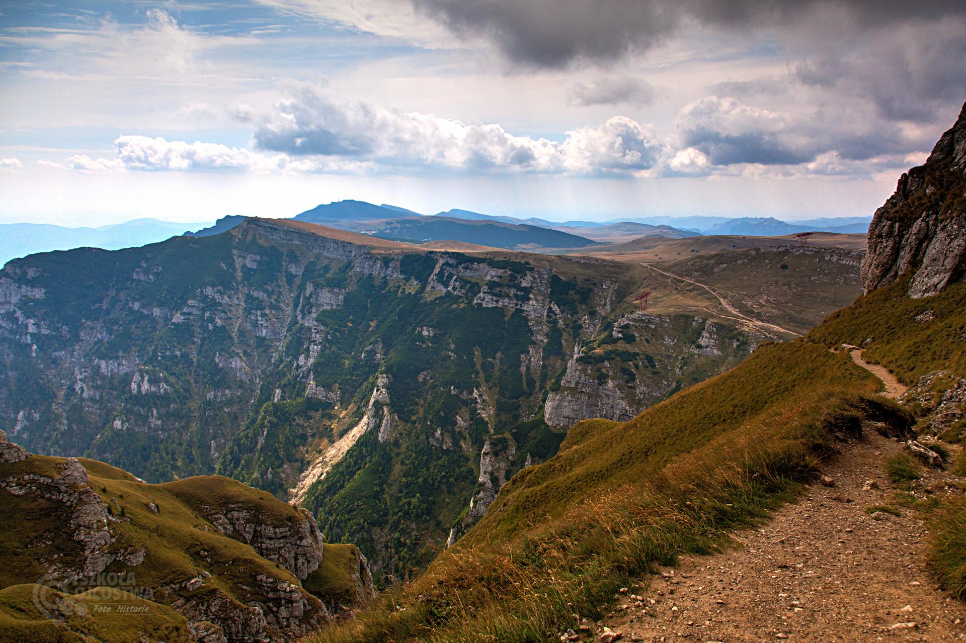 Bucegi Rumunia 2016